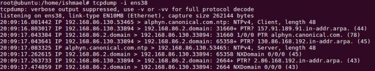 Ubuntu_TCPDUMP